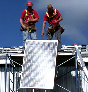 Ontario professional solar panel installation by Eco Alternative Energy