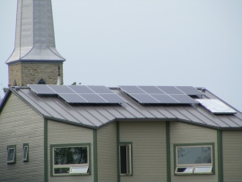 Roof top photovoltaic energy system - Eco Alternative Energy