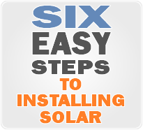 Steps to installing solar