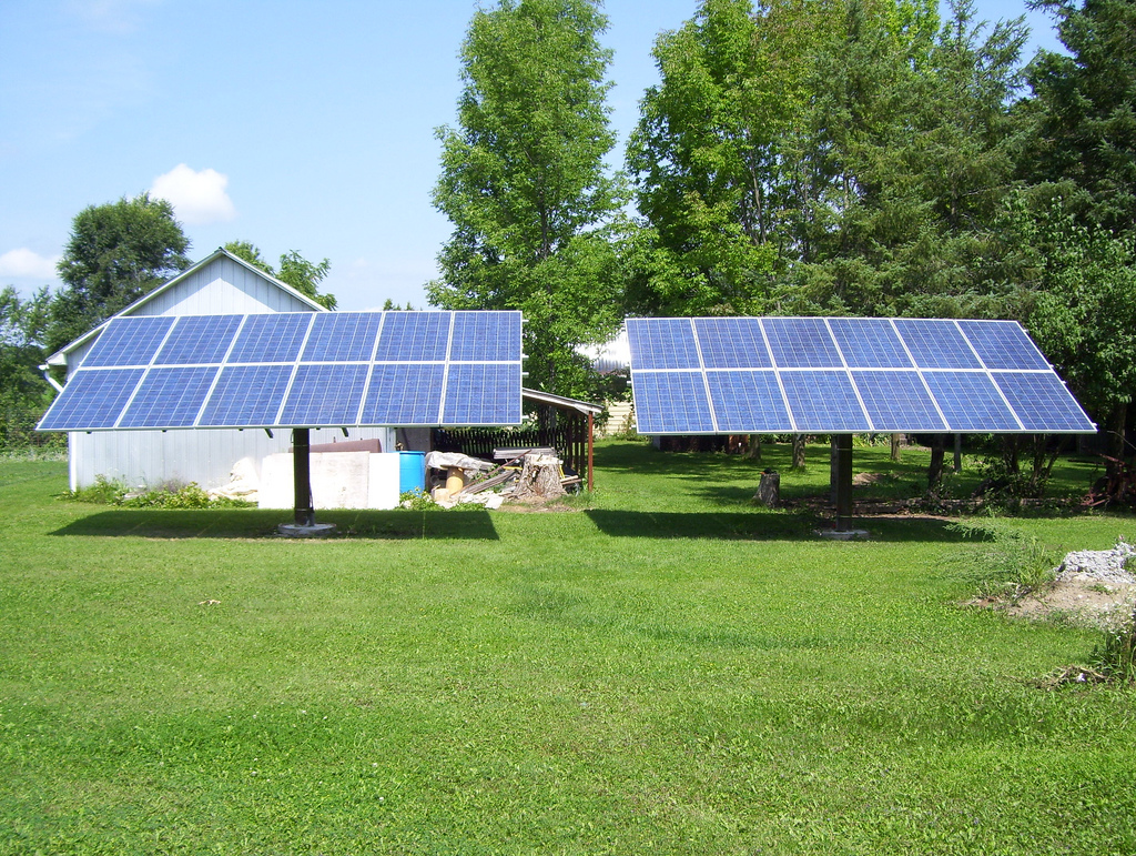 Photos Of Ontario Solar Panel Installations Eco Alternative